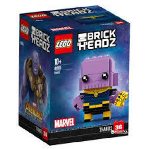 BrickHeadz Танос