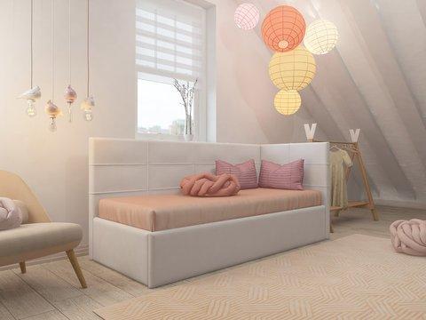 Кровать Райтон Life Life 1 софа с подъёмным механизмом