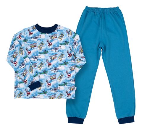 ПЖ47 Пижама для мальчика байка