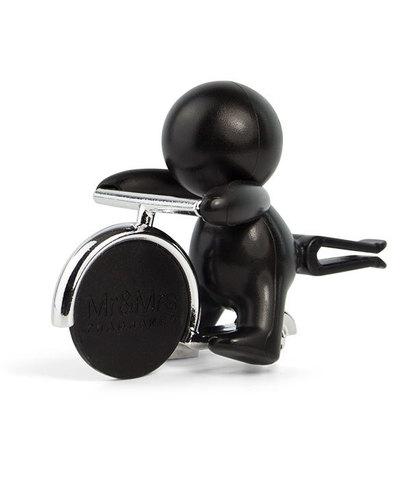 Ароматизатор для автомобиля GINO Кедр (черный), Mr&Mrs Fragrance