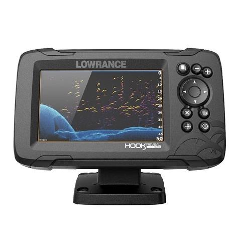 Эхолот Lowrance Hook Reveal 5 HDI 50/200