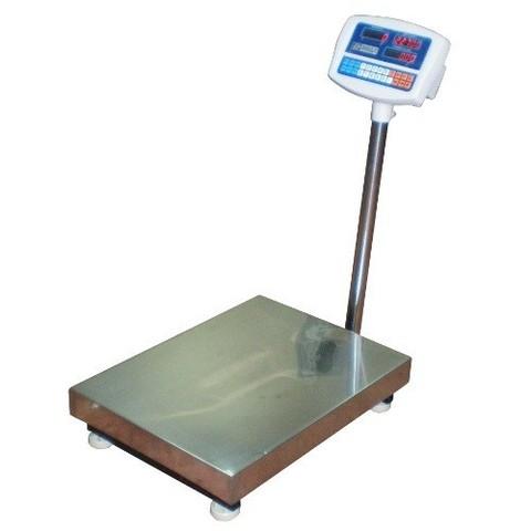 Весы  товарные МИДЛ МП 150 МДА Ф-3 (450х600) Восточный базар 618 до 150кг