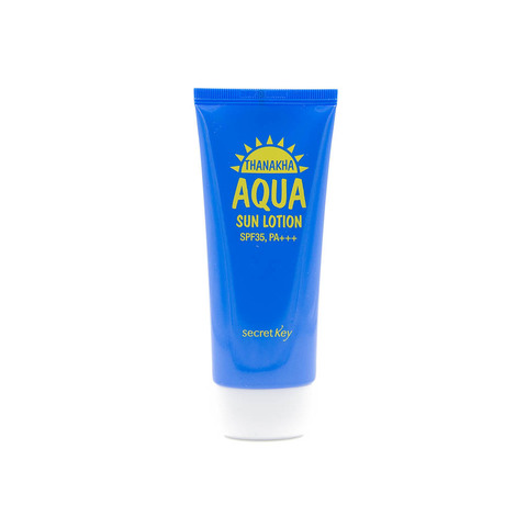 Secret Key Thanakha Aqua Sun Lotion SPF35,PA+++
