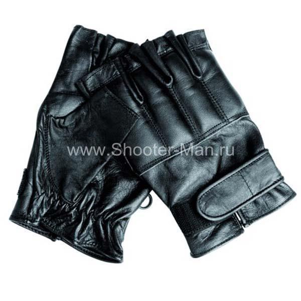 Тактические перчатки без пальцев с кварцевым песком Miltec by Sturm артикул 12516002