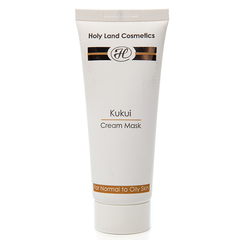 Holy Land KUKUI Cream Mask for oily skin - сокращающая маска