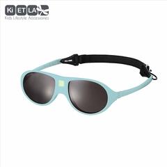 Очки солнцезащитные детские Ki ET LA Jokala 2-4 года. Sky Blue (светло-голубой)