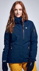 Горнолыжная куртка 8848 Altitude Folven Jacket Navy женская