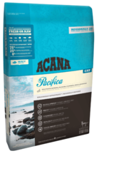 Корм для кошек Acana Pacifica на основе рыбы (новая формула)