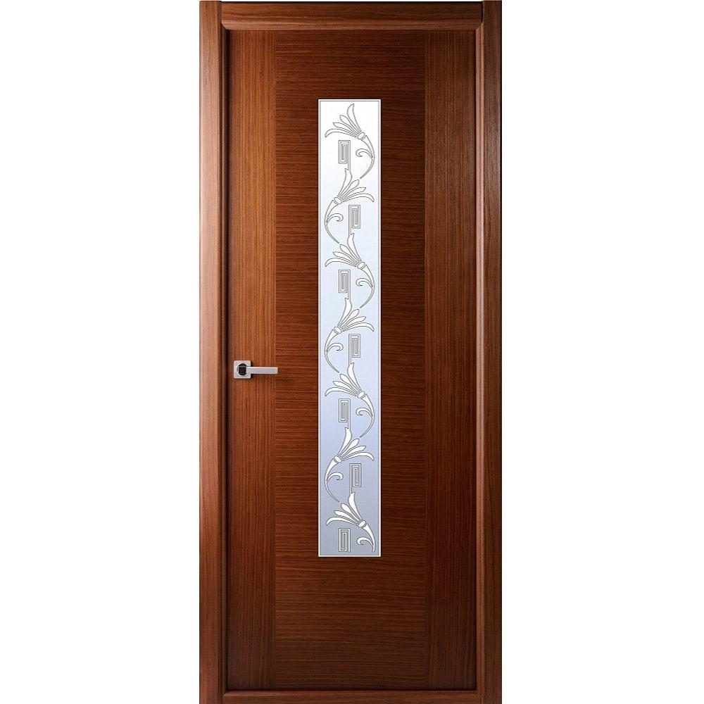 Межкомнатные двери Классика Люкс орех со стеклом klassika-oreh-po-dvertsov-min.jpg