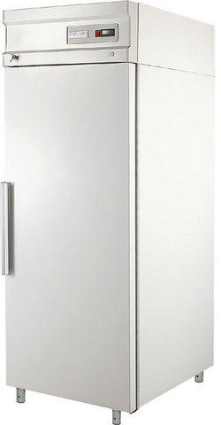 фото 1 Холодильный шкаф Polair CM105-S (ШХ-0,5) на profcook.ru