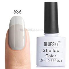 Bluesky shellac 80536, 10 мл