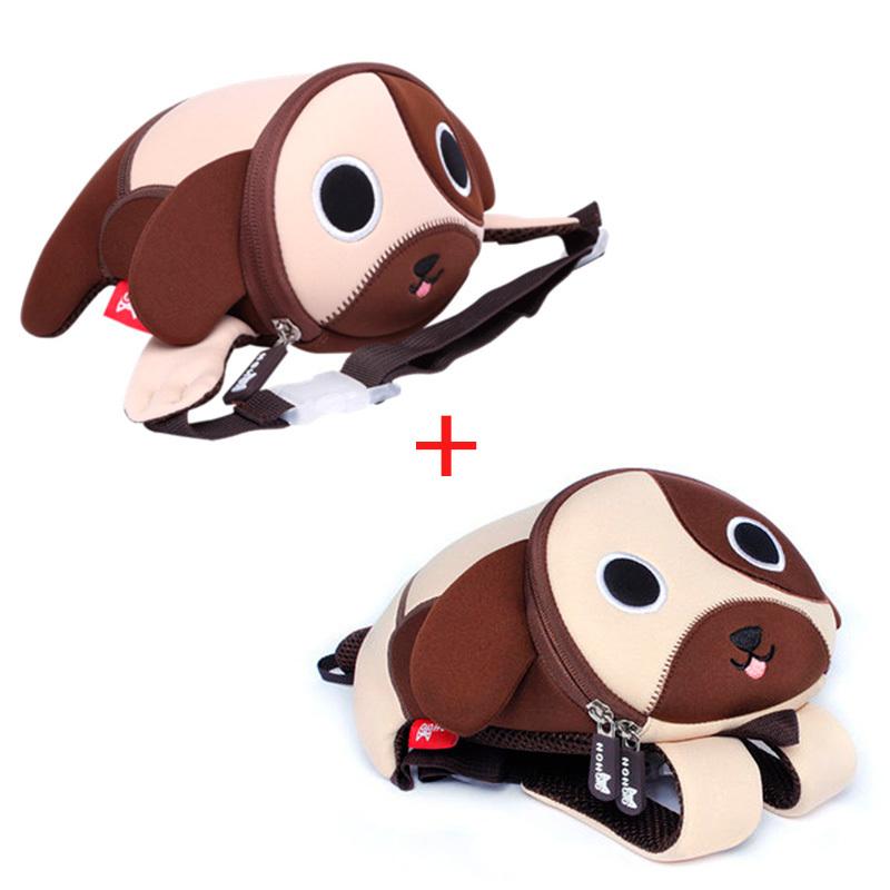Комплекты Рюкзак и поясная сумка в виде Собачки dog-bundle.jpg