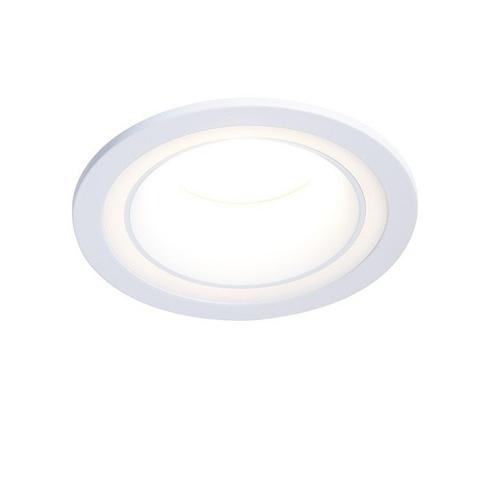 Встраиваемый точечный светильник Ambrella TN125 WH белый GU5.3