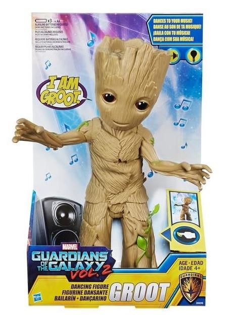 Стражи Галактики игрушка Танцующий Грут