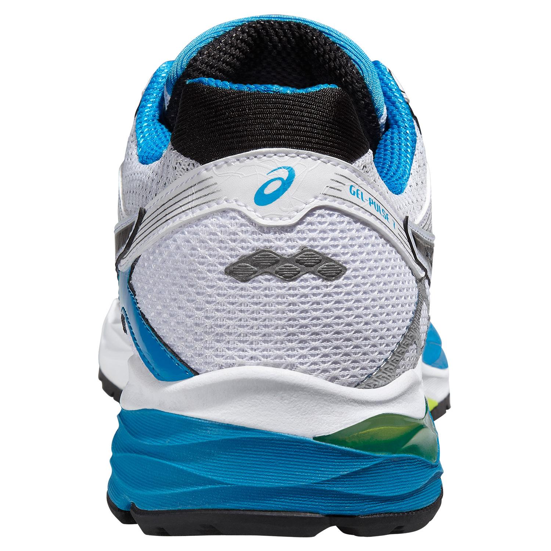 Asics Gel-Pulse 7 Кроссовки для бега мужские (T5F1N 0199) белые -фото, скидки, распродажа