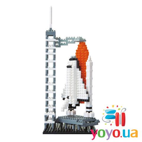 Nanoblocks - космический центр
