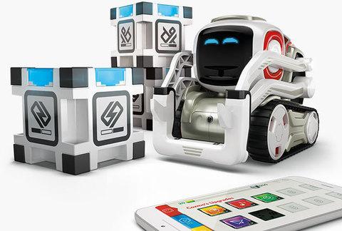Робот ANKI Cozmo (White)