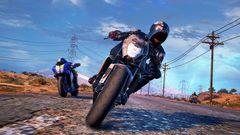 Sony PS4 Moto Racer 4 (поддержка VR, русские субтитры)