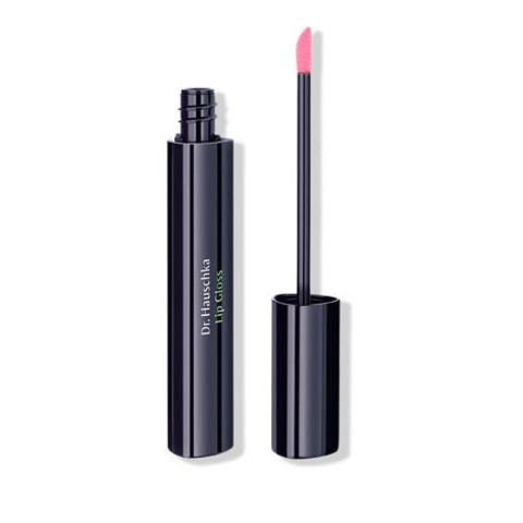 Блеск для губ 01 розовая слива (Lip Gloss 01 bush plum) Dr. Hauschka