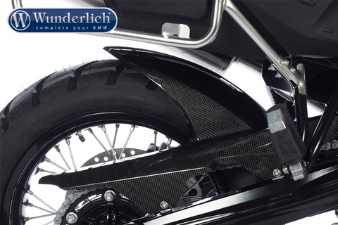 Задний хаггер с защитой цепи BMW F700/800GS/GSA карбон