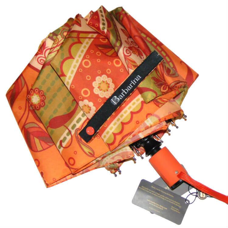 Зонт складной Barbarina 2308 Paisley