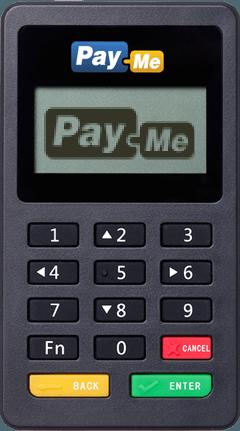 Мобильный терминал CHIP&PIN