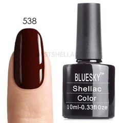Bluesky shellac 80538, 10 мл