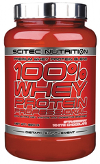 SCITEC NUTRITION 100% WHEY PROTEIN (920 гр/ шоколад)