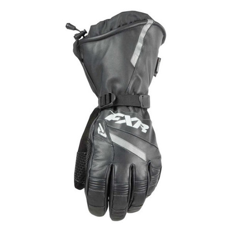 Перчатки FXR Leather Gauntlet 15