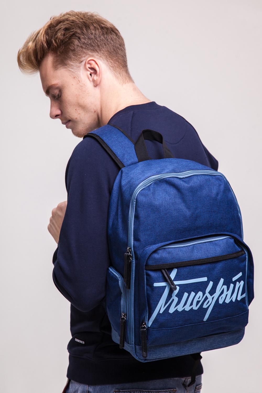 Рюкзак TRUESPIN BACKPACK #1 BLUE
