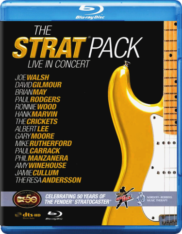 Сборник / The Strat Pack - Live In Concert (Blu-ray)