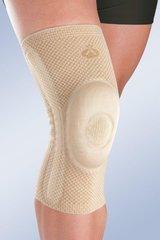 Бандаж коленный с силиконовой подушечкой и пружинными ребрами жесткости Orliman Rodisil