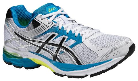 ASICS GEL-PULSE 7 мужские кроссовки для бега белые