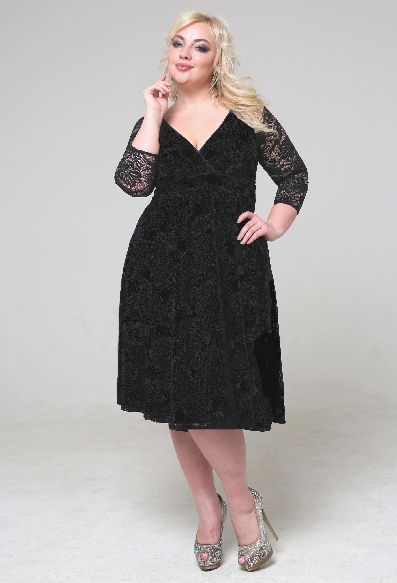 Платье 17-010