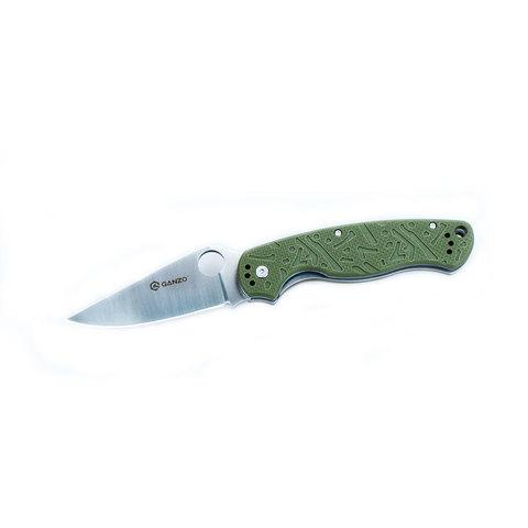 Складной нож Ganzo G7301 Зеленый