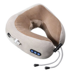 Массажная подушка для шеи U-shaped Massage Pillow
