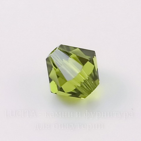 5328 Бусина - биконус Сваровски Olivine 4 мм, 10 штук (large_import_files_94_94fe7bf9875011e3bb78001e676f3543_94f5271f522b4f0b875c1448d710b7c4)