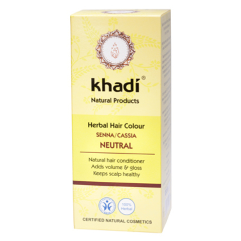 Хна для волос бесцветная