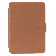 Чехол Slim Magnetic Case для Amazon Kindle Voyage Brown Коричневый
