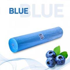 Простыня 70х200 в рулоне голубой Premium №100