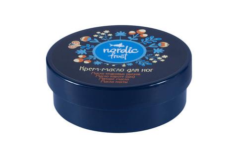 Modum Nordic Frost Крем-масло для ног 100г