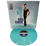Nina Simone ‎/ The Best Of Nina Simone (Coloured Vinyl)(LP)