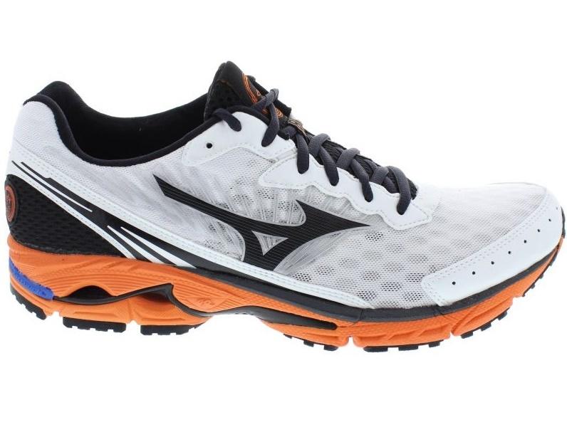 Мужские кроссовки для бега Mizuno Wave Rider 16 (08KN302 09) белые
