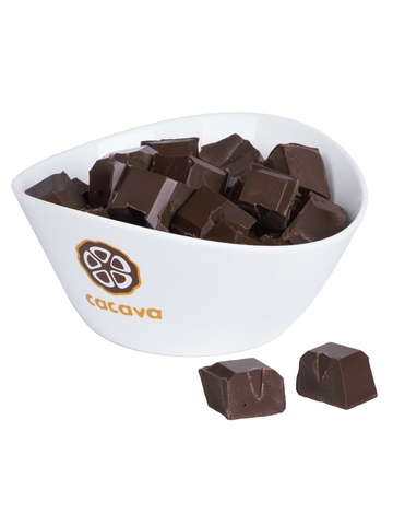 Молочный шоколад 50 % какао (Панама), внешний вид