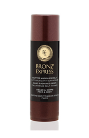 Academie Bronzexpress Magic Radiance Drops