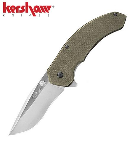 Нож Kershaw Lahar модель 1750GRN Green G-10