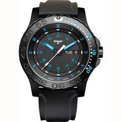 Швейцарские тактические часы Traser P66 BLUE INFINITY 105547
