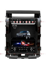 Штатная магнитола для Toyota LC200 07-14 Redpower 31200 TESLA