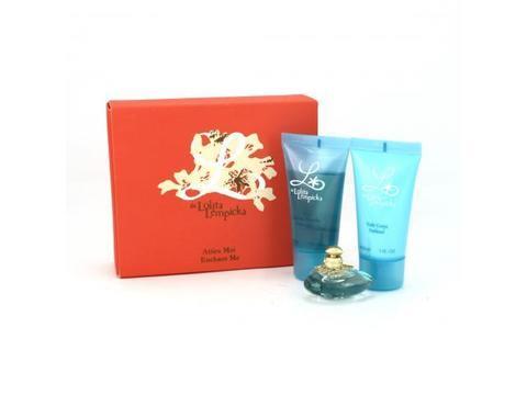 Lolita Lempicka L de Lolita Lempicka Set (Edp 5 ml + 30 ml B/L + 30 ml S/G) Eau De Parfum