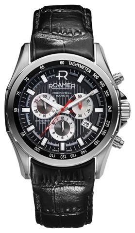 Купить Наручные часы Roamer 220837.41.55.02 по доступной цене